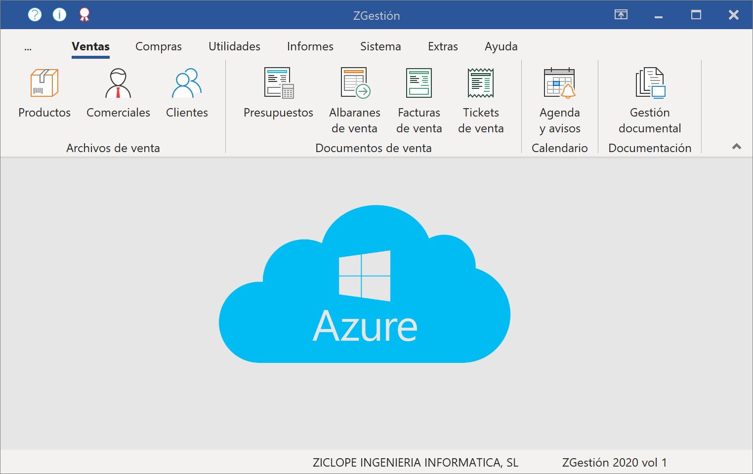 Programa de facturación online ZGestión Cloud