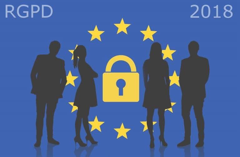 RGPD nueva Ley de Protección de Datos europea de mayo de 2018
