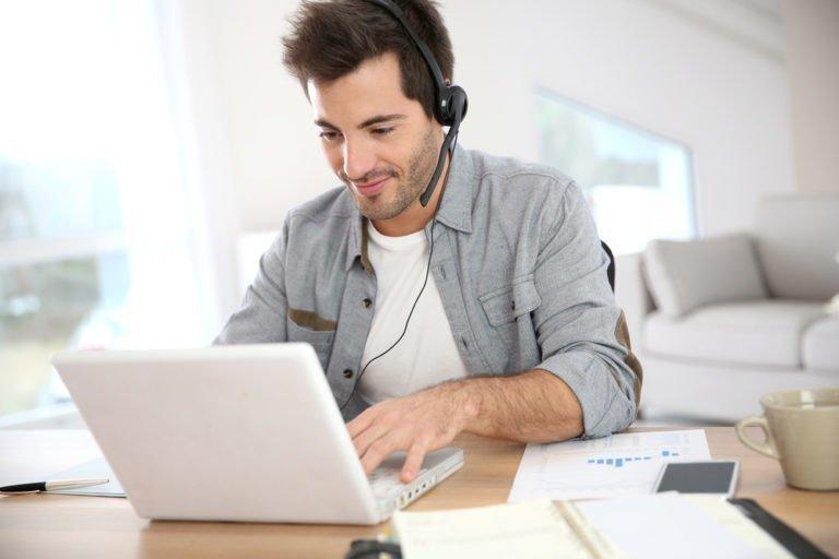 Beneficios de programas de facturación para el teletrabajo